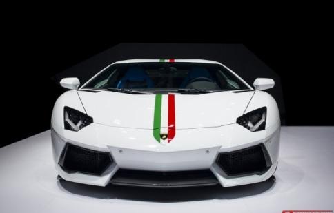 Lộ diện siêu xe Lamborghini Aventador Nazionale
