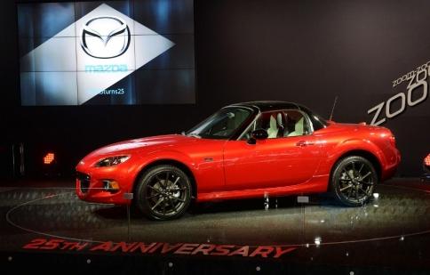 Mazda ra mắt phiên bản đặc biệt, hé lộ khung gầm mới