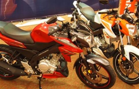 Sau Việt Nam, Yamaha FZ150i được trình làng tại Malaysia