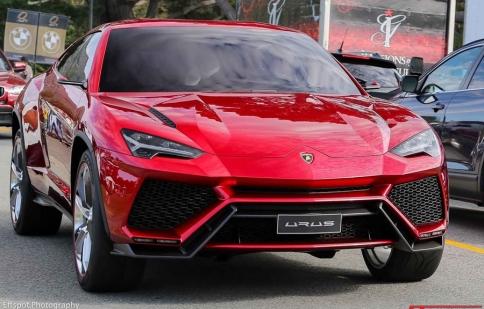 Siêu SUV Lamborghini Urus lại trễ hẹn