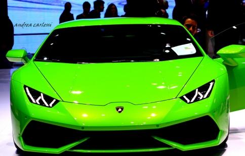 Lamborghini Huracan đã có tới 1500 đơn đặt hàng