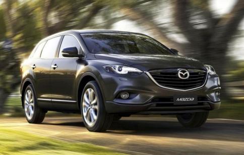 Mazda CX-9 sẽ loại bỏ động cơ V6