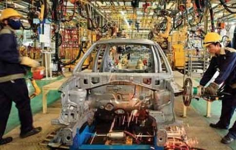 Xuất khẩu ôtô Thái Lan tháng 3 bằng cả năm tiêu thụ ở Việt Nam