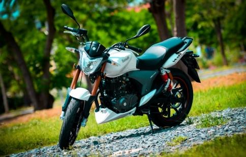 Benelli VLM 150 2014 dành riêng cho thị trường Việt Nam