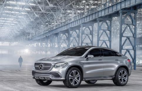 Mercedes-Benz bắt đầu thử nghiệm MLC – Class