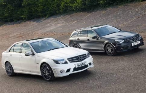 Mercedes-Benz triệu hồi 284.000 chiếc C-Class