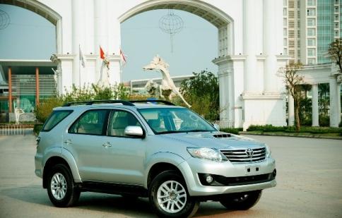 Từ 15/5, Toyota Việt Nam triệu hồi 43.037 xe