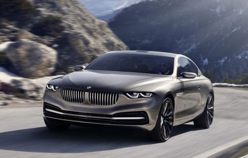 """BMW 7-Series thế hệ mới sẽ """"giảm cân"""" mạnh"""