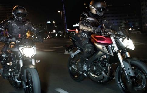 MT - 125: naked-bike mới của Yamaha