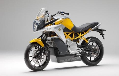 Bultaco tung ra 2 dòng motor điện mới