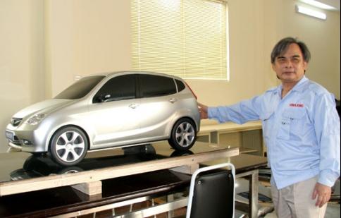 Có 350 triệu USD, Việt Nam tự làm được ôtô