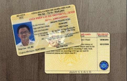 Hơn 2.000 người nước ngoài đổi giấy phép lái xe Việt Nam