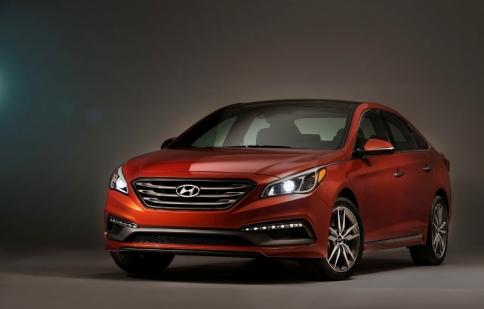 Hyundai Sonata 2015: đẹp hơn nhưng rẻ hơn