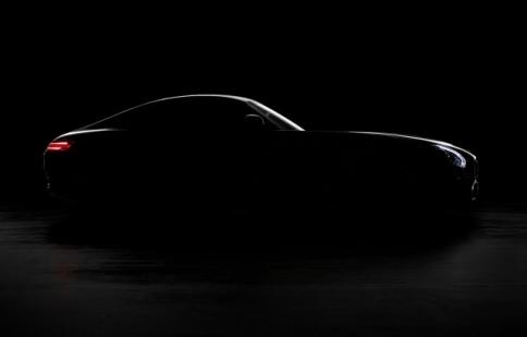 Mercedes-Benz AMG GT 2015 lộ