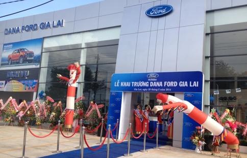 Ford Việt Nam mở thêm 1 đại lý và 2 chi nhánh mới