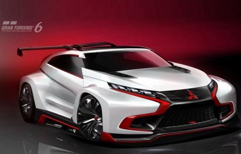 Mitsubishi tiết lộ XR-PHEV Evolution concept cực lạ