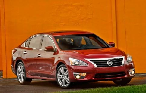 Nissan Altima 2015 công bố giá bán từ 22.300 USD