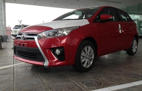 Hé lộ giá bán Toyota Yaris 2014 tại Việt Nam