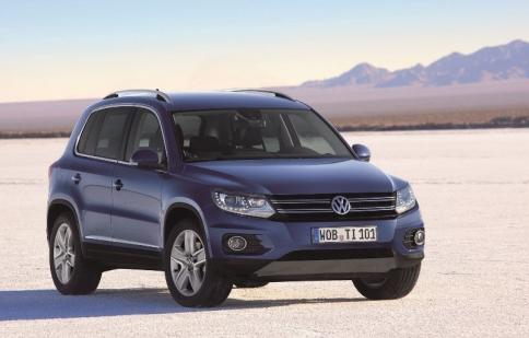 Muốn hạ Toyota, Volkswagen mở rộng dòng SUV