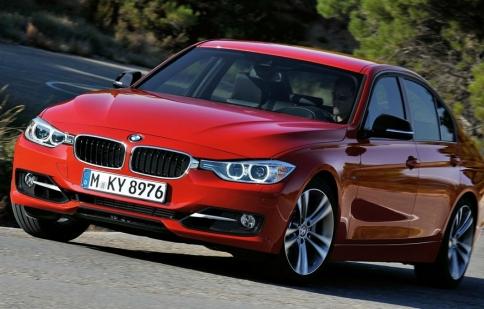 Sắp có BMW 3 Series thế hệ mới