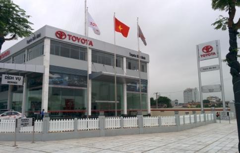 Toyota Việt Nam khai trương đại lý 2S tại Bắc Ninh