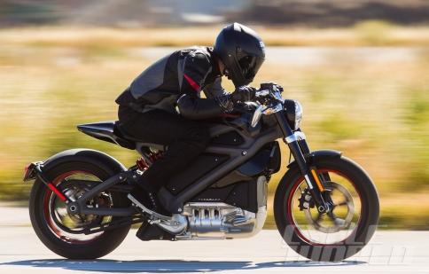 Harley-Davidson sản xuất motor điện đầu tiên