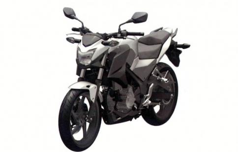 Honda CB300F 2015 được xác nhận sản xuất