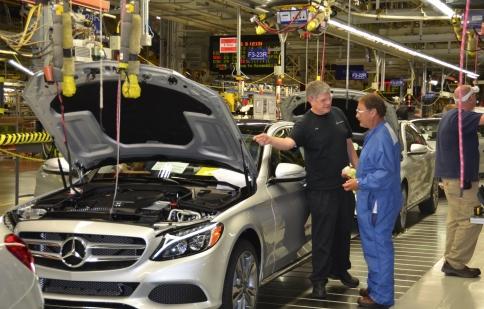 Mercedes-Benz sẽ tăng sản xuất tại Mỹ