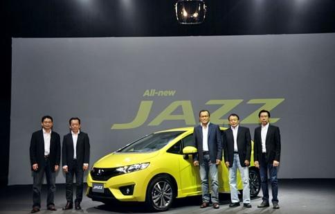 Sau Thái Lan, Honda Jazz sẽ về Việt Nam ?