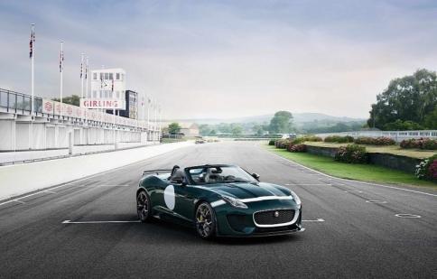 F-Type Project 7: siêu xe nhanh nhất của