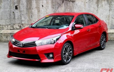 Sau Yaris, Toyota sẽ trình làng Corolla Altis 2014 tại Việt Nam