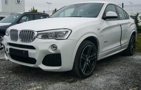 """SUV """"giá rẻ"""" X4 đã bắt đầu có mặt tại đại lý của BMW"""