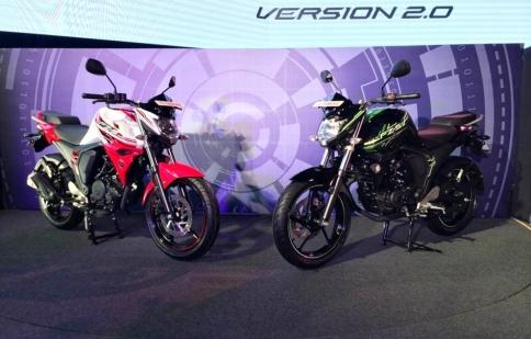 Yamaha trình làng FZ và FZ-S 2014