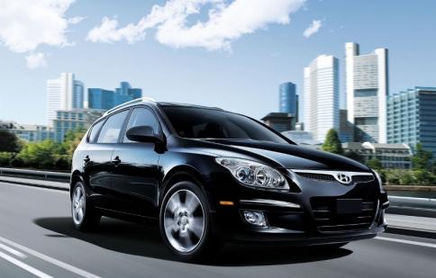 Hyundai triệu hồi 58.000 chiếc Elantra Touring vì lỗi túi khí