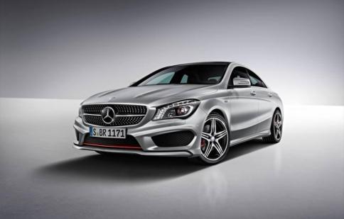 Mercedes ra mắt gói độ Sport Package Plus cho CLA250