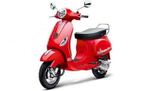 Vespa ra mắt Esclusivo bản gới hạn chỉ 1000 chiếc