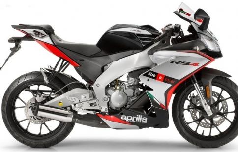 Aprilia ra mắt RS4 50 Replica bản 50cc