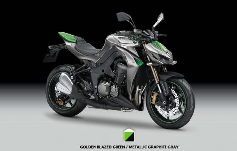 Kawasaki Z1000 phiên bản đặc biệt cực hầm hố
