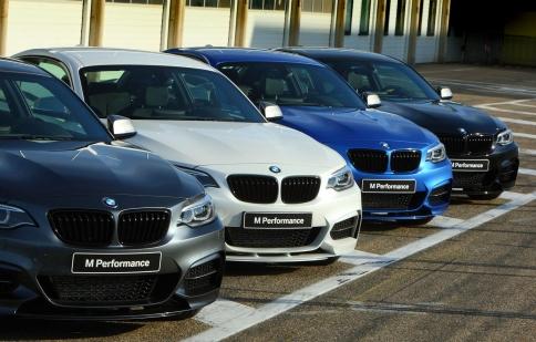 Vừa ra mắt, BMW M2 đã có bản đặc biệt