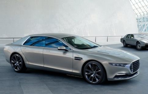 Aston Martin Lagonda sẽ dành riêng cho đại gia Trung Đông
