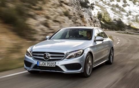 Mercedes-Benz công bố giá bán C-Class 2015