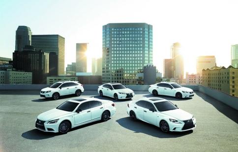 """Lexus đem toàn quân """"đánh"""" Pebble Beach"""
