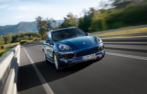 Porsche Cayenne 2015 về Việt Nam vào tháng 11, giá từ 4,3 tỷ