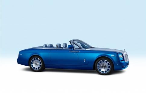 Rolls-Royce xác nhận ra mắt xe mui trần mới vào 2016