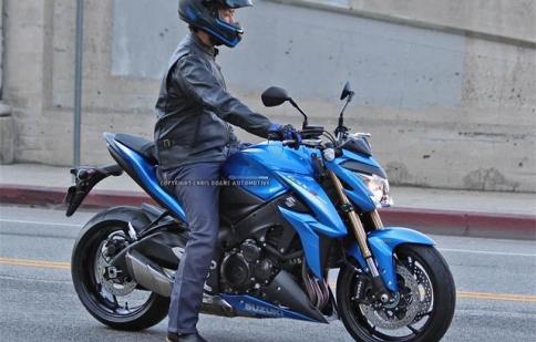 Ảnh thực tế Suzuki GSX-S1000 2015