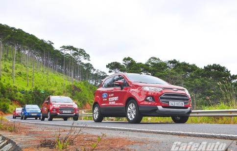 """Bất chấp tháng """"cô hồn"""", doanh số Ford Việt Nam tăng đến 91%"""
