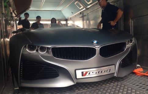 BMW Vision ConnectedDrive đã về đến Hà Nội