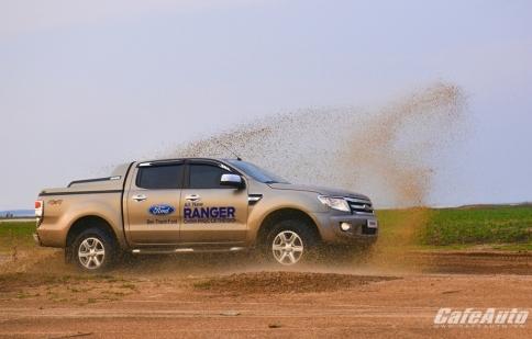 Ford Ranger bán chạy tại Việt Nam và châu Á-Thái Bình Dương