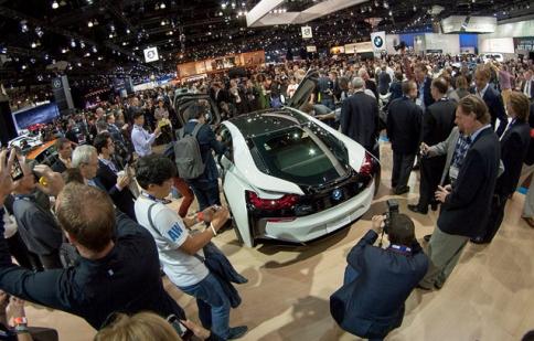 Hơn 60 xe mới sẽ ra mắt tại Los Angeles Auto Show 2014
