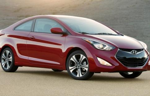 Hyundai ngừng sản xuất Elantra Coupe